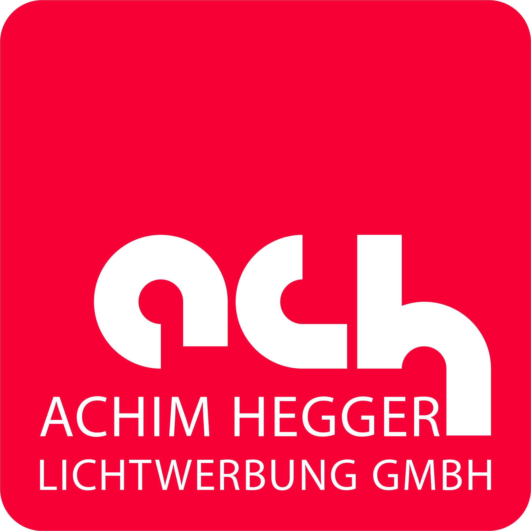 1993 Gründung der Achim Hegger Lichtwerbung GmbH